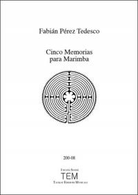 Cinco Memorias para Marimba