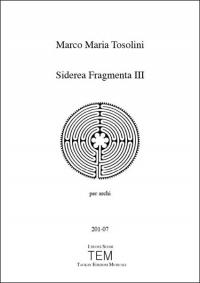 Siderea Fragmenta III