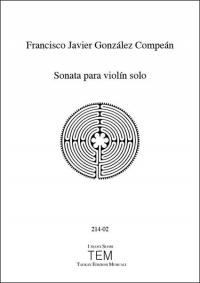 Sonata para violín solo