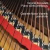 Piano works Anthology