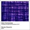 Alan Hovhaness - Complete sonatas and sonatinas Vol.2