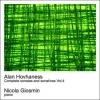 Alan Hovhaness - Complete sonatas and sonatinas Vol.4