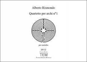 Quartetto per archi n°1