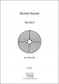 Tavola I