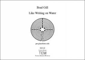 Like Writing on Water