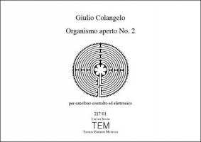 Organismo aperto No. 2
