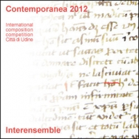 CONTEMPORANEA 2012