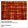 Alan Hovhaness - Complete sonatas and sonatinas Vol.1
